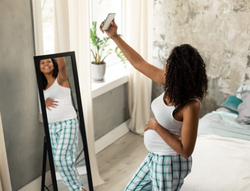10 Reasons to Document Your Pregnancy After Loss With Shameless Selfies