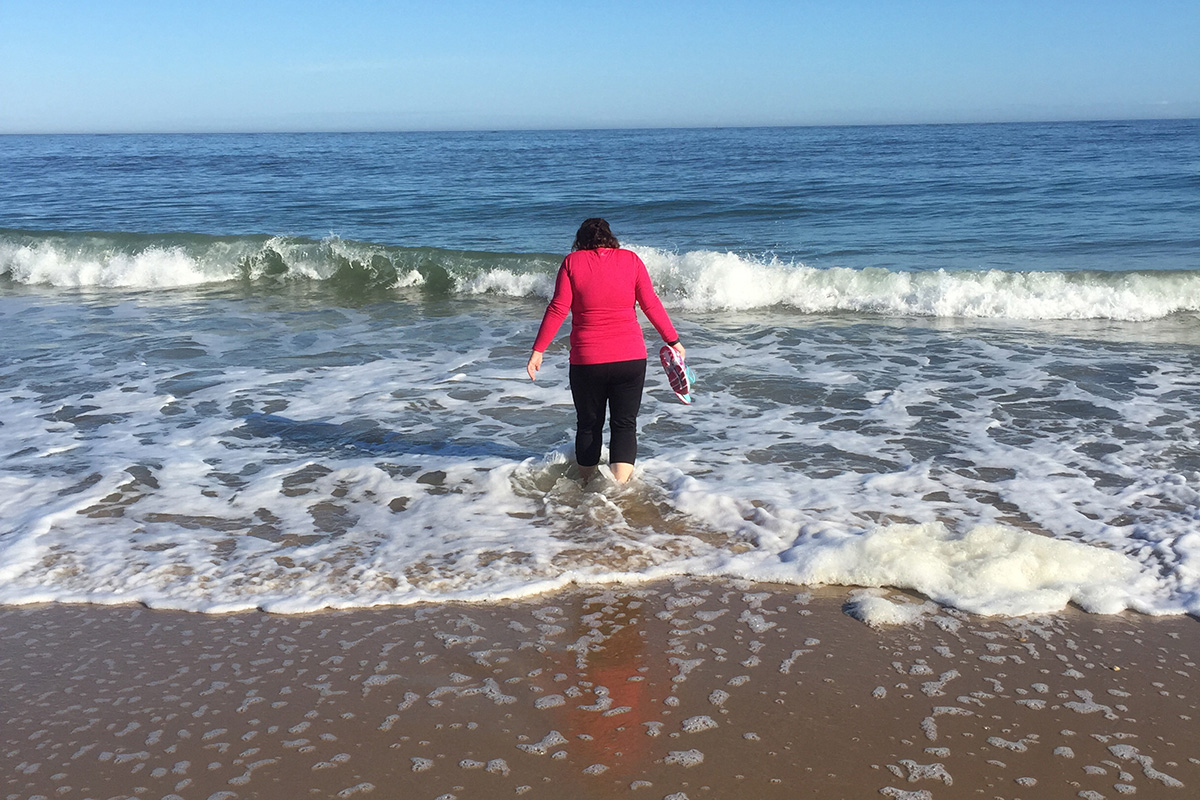 Living after Loss: Take the Plunge