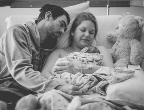 Courageous Mama for Cesarean Awareness  2016