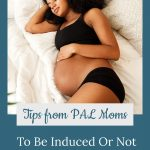 pregnant woman resting - Tips From PAL Moms: To Be Induced Or Not To Be Induced