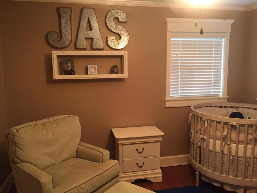 Jas's nursery