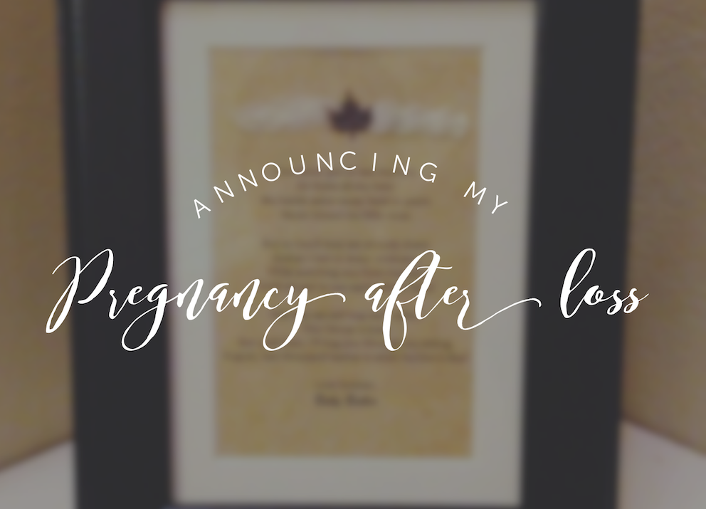 pregnancy announcement archives pregnancy after loss support