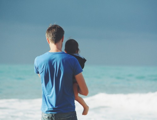Dear Single Dad Parenting After Loss…I See You,  I Appreciate You