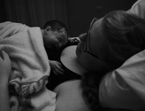 Eli River's Birth Story