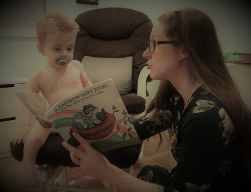 Pregnancy And Infant Loss: A Children's Book List