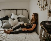 sad woman on bed - Coping with Grief: What to Actually Do
