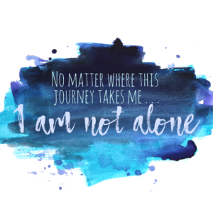 Click here to download watercolor affirmations for your journey through pregnancy after loss