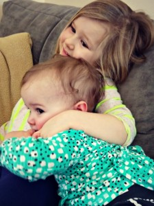 Parenting after PALS, Sisters