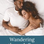 couple in bed - wandering through sex after loss