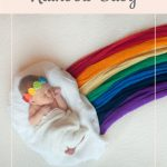 10 Promises to my Rainbow Baby