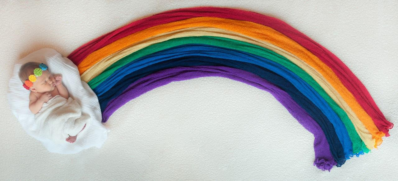 10 Promises to my Rainbow Baby