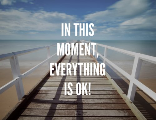 """In This Moment, Everything is Okay"" and other Helpful Pregnancy After Loss Affirmations"