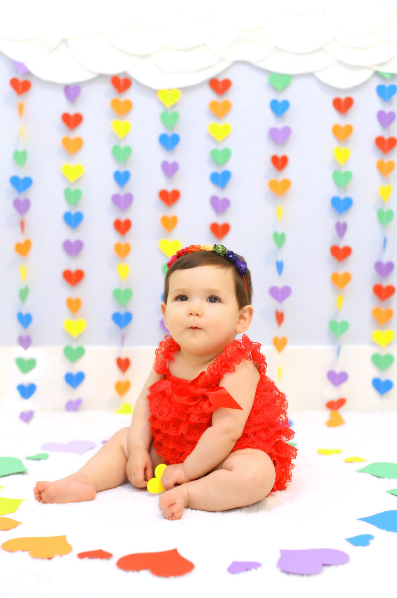 rainbow baby - fighting the urge to overprotect my rainbow