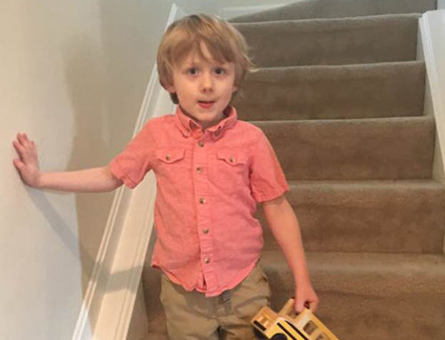 Life With Noah: Finding Balance