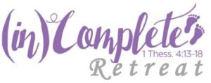 (in)complete retreat logo
