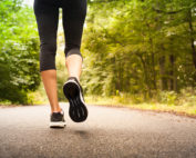 Walking to help heal after pregnancy loss