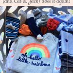 Favorite rainbow outfits for your rainbow baby: Target (and Cat & Jack) does it again!
