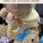 5 Things I'm Doing during Pregnancy, Infant, and Child Loss Awareness Month