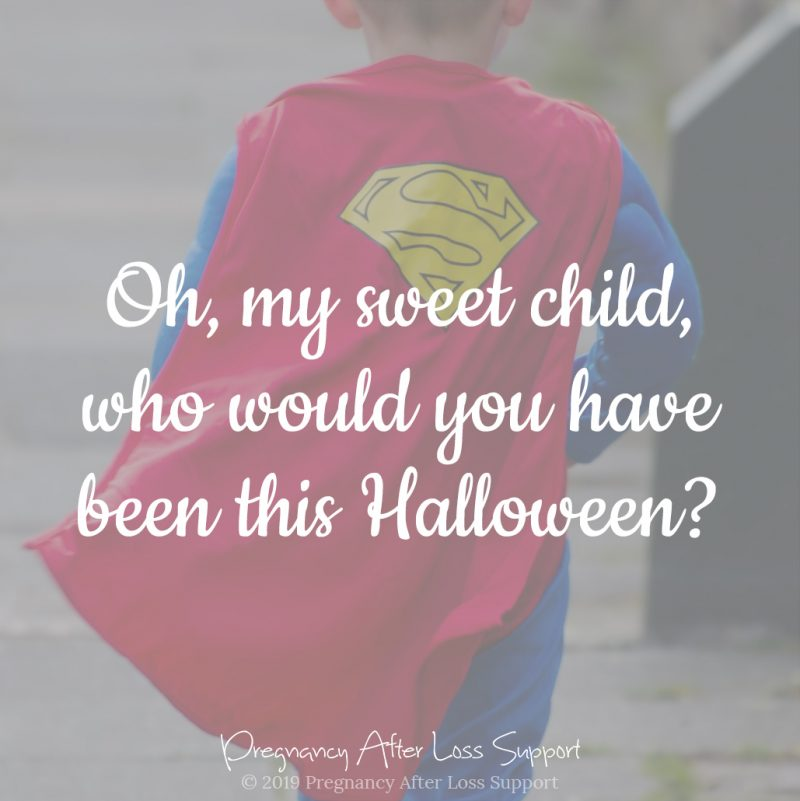 Who would you have been this Halloween?
