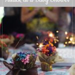 That time I had a panic attack at a baby shower