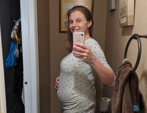 Rachel's Bump Day Blog, Week 21: Anatomy Scan