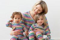 Rainbow Family Matching Pajamas