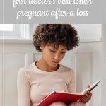 woman making a list - How to prepare for your first doctor's appointment