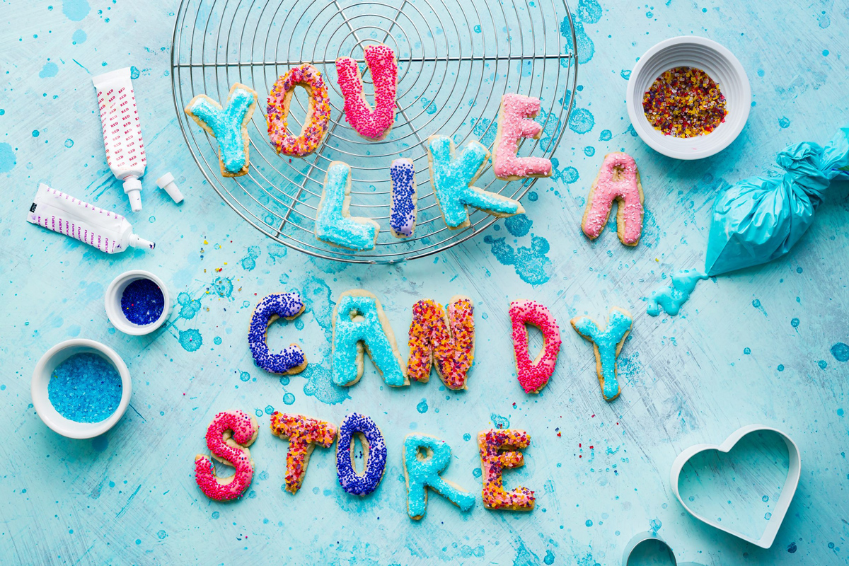 """Love you like a candy store"" - Loved by children born after loss"