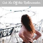 gestational carrier after loss, week 23: get me off this rollercoaster