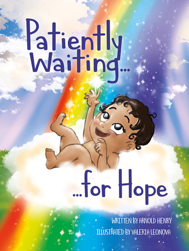 Patiently Waiting for Hope Book Cover