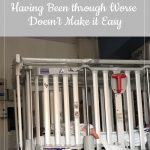 baby in crib in the hospital - the emotions of your baby being in the hospital