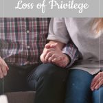 couple holding hands - Week 31 of gestational carrier after loss: Loss of Privilige