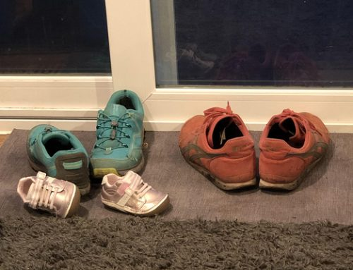 Another Pair of Shoes: Savoring the Little Moments in Pregnancy and Parenting After Loss