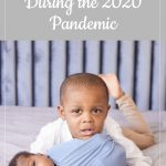 Two brothers - I gave birth during the 2020 pandemic