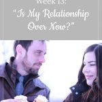 """Mary's 13-week bump - """"Is my relationship over now?"""""""