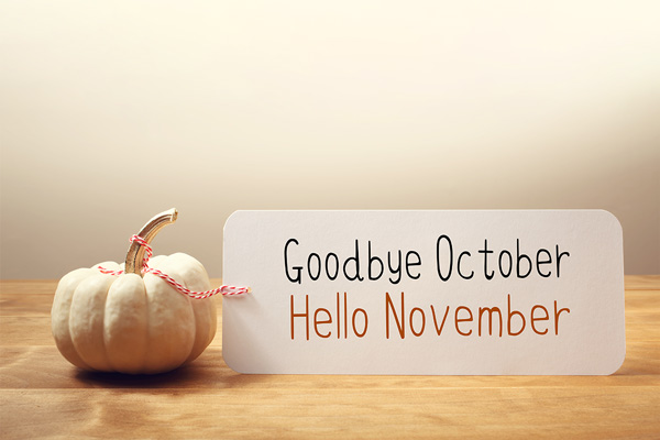 """Goodby October, Hello November"" - For Loss Parents, Awareness Month Doesn't End"