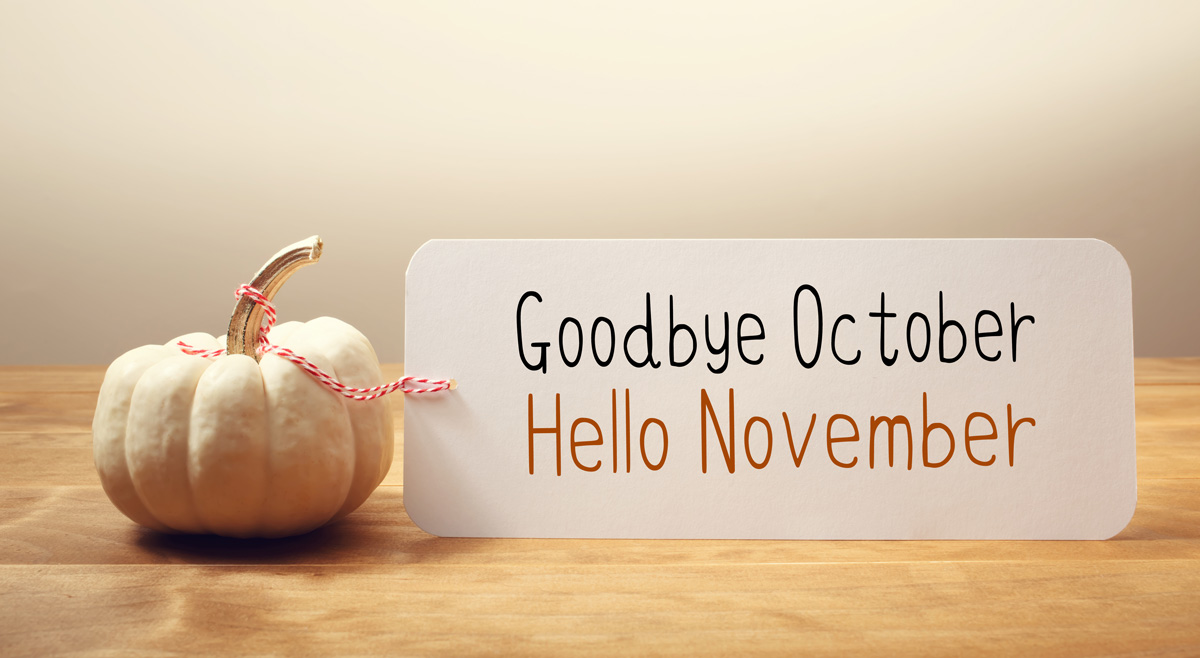 """""""Goodby October, Hello November"""" - For Loss Parents, Awareness Month Doesn't End"""