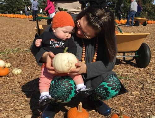 The White Pumpkin: A Special Fall Tradition that Includes Your Baby Who Died