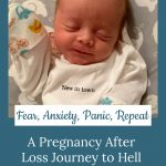 Newborn - Fear, Anxiety, Panic, Repeat: Pregnancy After Loss Journey to Hell