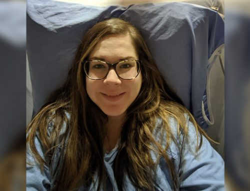 Mary's Bump Day Blog, Week 27: Another Hospital Stay