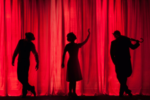 Theater stage - Life after Loss: The Dress Rehearsal