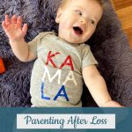 """baby laughing - Parenting After Loss: """"I can't complain"""