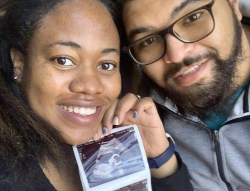 Jasmine's Bump Day Blog, Week 19: Embracing the Pregnancy Glow