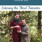 Libby's 28-week bump: Entering the third trimester