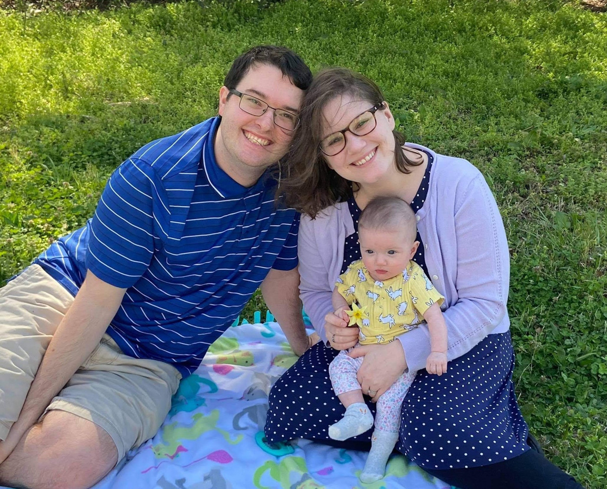 family - when eclampsia causes you to miss your rainbow baby's birth