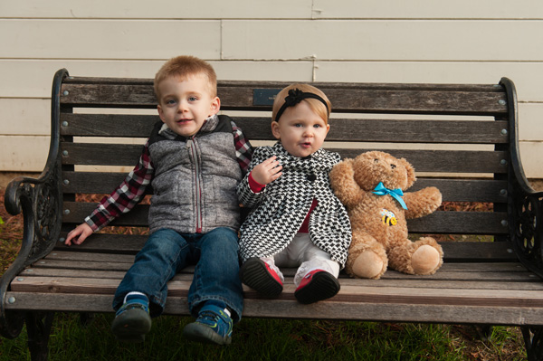 Siblings with a Molly Bear - Parenting After Loss: Are we doing the right thing or perpetuating trauma?