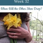 Libby's 33-week bump - When Will the Other Shoe Drop?
