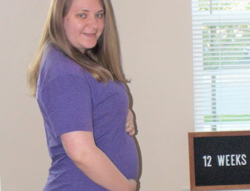 Emma's Bump Day Blog, Week 12: Reassurance in Our Provider Choice