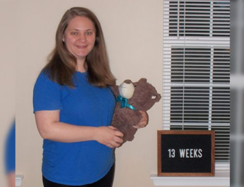 Emma's Bump Day Blog, Week 13: My 2nd Mother's Day