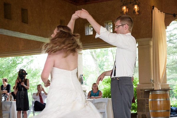 Wedding First Dance - Emma's Bump Day Blog, Week 18: Forever and Always